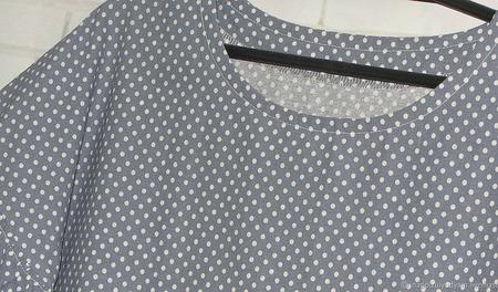Платье в горошек ручной работы на заказ