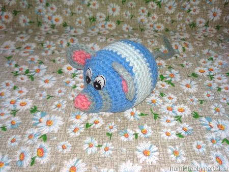 Мышка сувенирная ручной работы на заказ