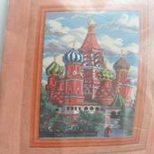 Набор для вышивки Собор Василия Блаженного