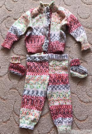 Детский костюмчик ручной работы на заказ