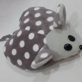 Мышка-подушечка