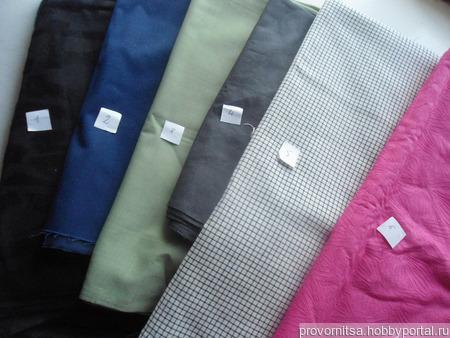 Ткань хлопок винтажный 3 ручной работы на заказ