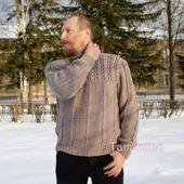 """Мужской свитер """"Janssen"""""""