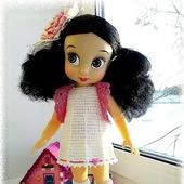 Одежда для кукол Дисней Аниматорс