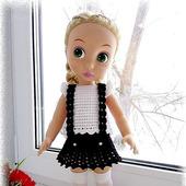 Одежда для кукол Дисней