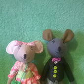 "Мыши ""Он и она"""