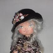 Кукла ручной работы Зарина