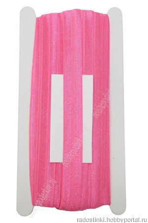 Тесьма эластичная 1,5 см ручной работы на заказ