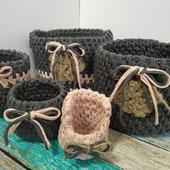 Интерьерные корзины