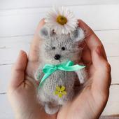 Мини Мышка. Новогодняя  игрушка