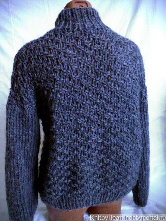 """Нежнейший свитер """"Cloud"""" ручной работы на заказ"""