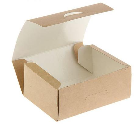 Коробка для упаковки ручной работы на заказ
