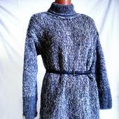 """Нежнейший свитер-платье """"Cloud"""""""