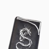 """Чехол для смартфона с вышивкой """"Дракон"""""""