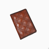 """Обложка для паспорта """"Шоколад"""""""