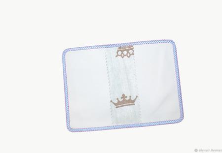 """Обложка для паспорта """"Бабочки"""" ручной работы на заказ"""