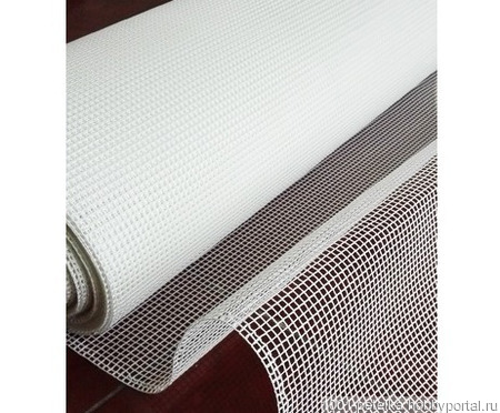 Канва для ковроделия (страмин) ручной работы на заказ