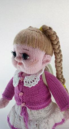 Кукла Эма ручной работы на заказ