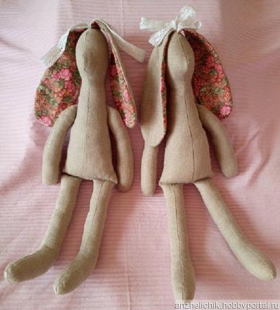 """Заготовка куклы """"Заяц Тильда"""" ручной работы на заказ"""