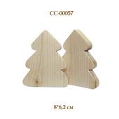 057 Елочки. Деревянные заготовки