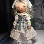 Авторская кукла Марафоночка