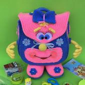 Школьный рюкзачок