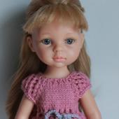 Брючки и туника для куклы