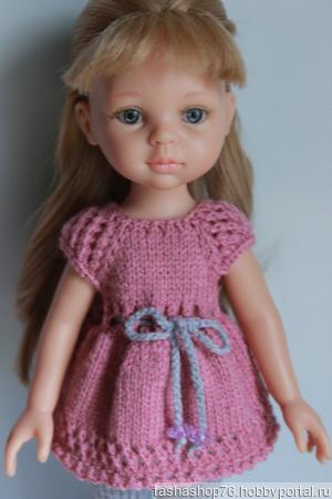 Брючки и туника для куклы ручной работы на заказ