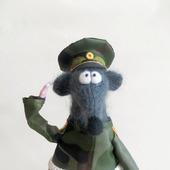 Крыс военнослужащий