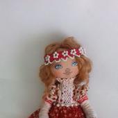 Авторская кукла Алина