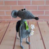 Крысенок первоклассник