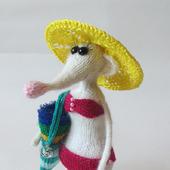 Крыска пляжница