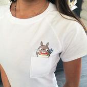 фото: футболка с принтом