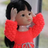 Брючки и джемпер для куклы
