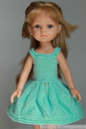 Сарафан для куклы ручной работы на заказ
