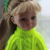 Свитерок для куклы