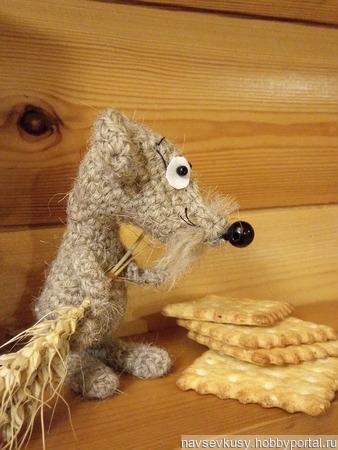 Мышонок Миляга ручной работы на заказ