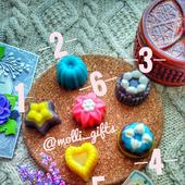 Мыло-мини конфетки
