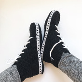 Носки кеды