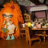 Куколка малышка Алиса