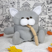 "Развивающая игрушка ""Кот обжорка"""