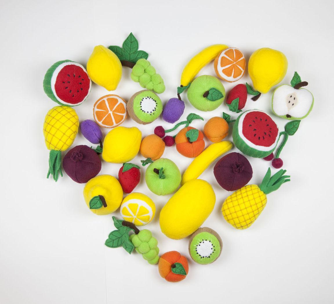 такая фрукты и овощи из фетра картинки лобода любительница пляжного