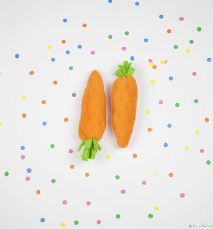 Набор из 8 овощей и фруктов для игры ручной работы на заказ