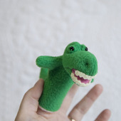 Пальчиковый театр Динозавр Рекс