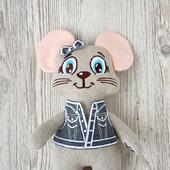 Мышка, символ нового года