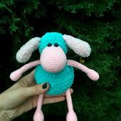 Плюшевая овечка