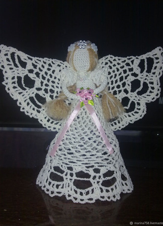 Рождественские Ангелы ручной работы на заказ