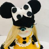 Интерьерная кукла Мини маус