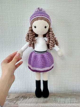Кукла Софи ручной работы на заказ