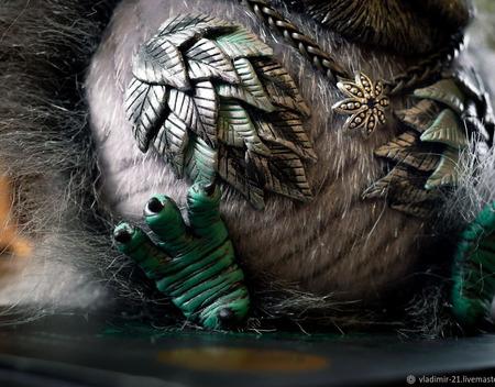 Совушка викинг ручной работы на заказ